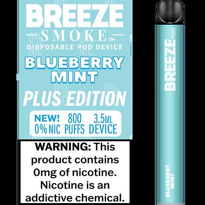 Blueberry Mint 0% Nic