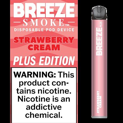 Strawberry Cream - 5% NIC