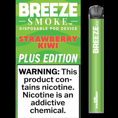 Strawberry Kiwi - 5% NIC