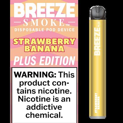 Strawberry Banana - 5% NIC