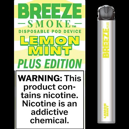 Lemon Mint - 5% NIC