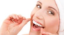 O insubstituível fio dental!