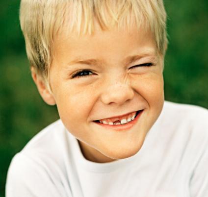 Criançada trocando os dentes?