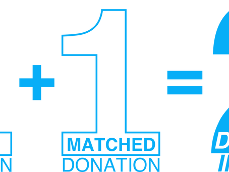 Employer Donation Matching Program: What it is, and how I can use it to maximize my impact on FGI