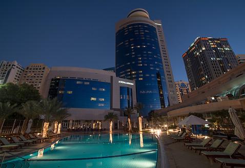 Royal Meridien - Abu Dhabi