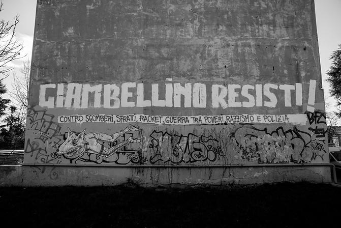 Giambellino Milan - Exibition