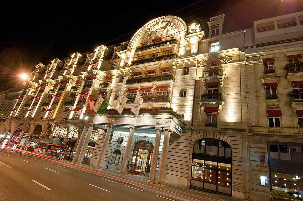 Lausanne Palace - Losanna