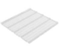 9 inch OC Classic Rib profile