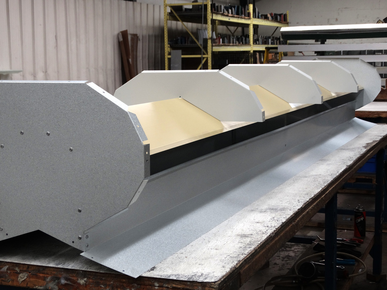 MWI RV900 Assembly Line