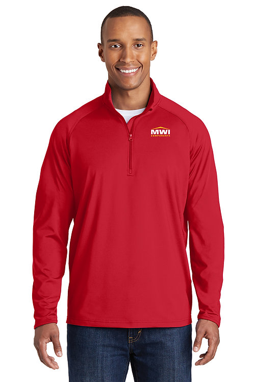 ST850 Mens' 1/4 Zip Pullover Swag