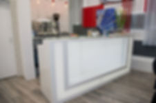 In-home bar wth Polycarbonate Skylight
