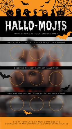 Halloween 2020 - Emojis