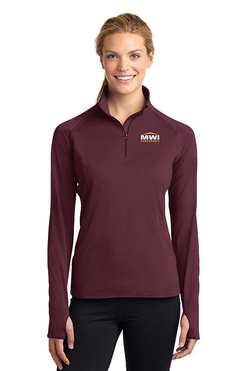 LST850 Womens' 1/4 Zip Pullover