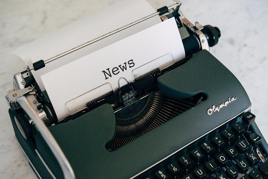 News Typewritter