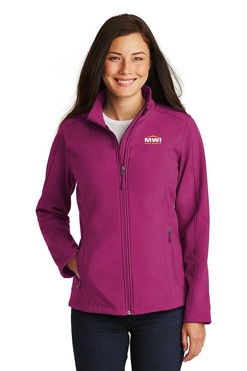 L317 Womens' Coat Swag