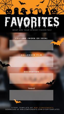 Halloween 2020 - Favorites