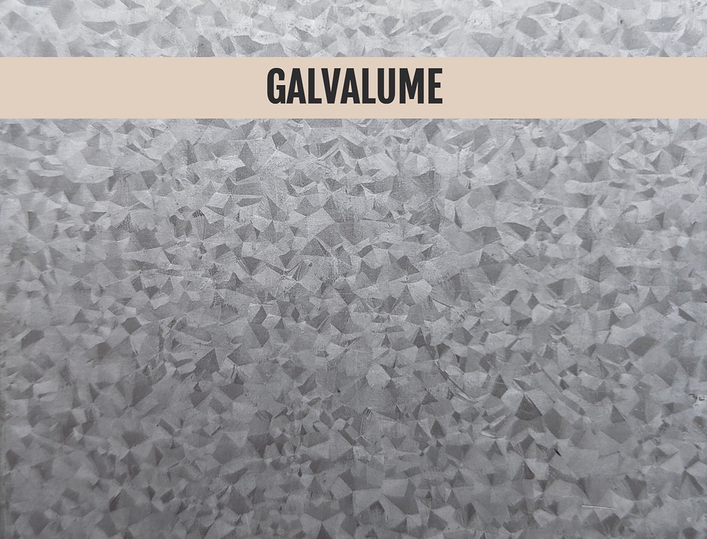 galvalume steel, galvalume substrate