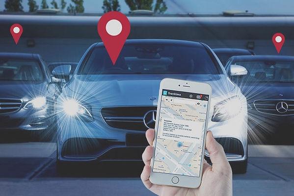Car tracker private investigator