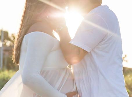 Maternity Session, Delray Beach