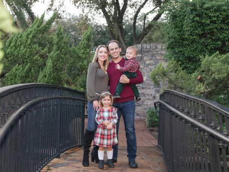 Family Session, Parkland Country Club