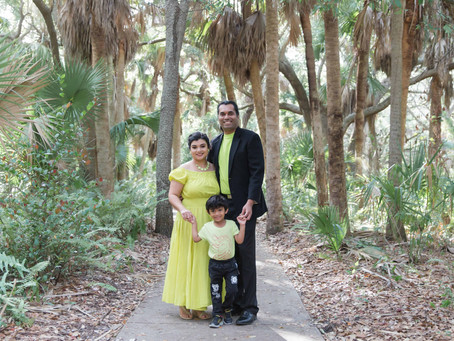 Family Session, Delray Oaks Natural Area