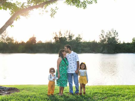 Family Session, Windjammer Park