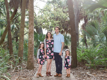 Family Session, Delray Oaks