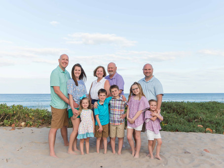 Family Session, Deerfield Beach