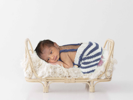 Newborn Session, Home Session