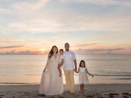 Family Session, Delray Beach