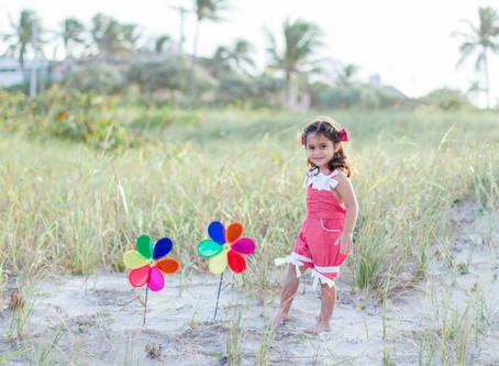 Birthday Session, Delray Beach