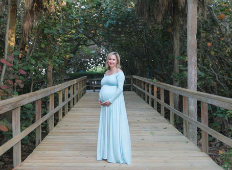 Maternity Session, South Inlet Park