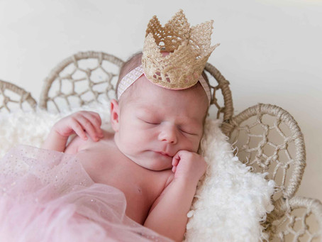 Home Newborn Session, Boca Raton