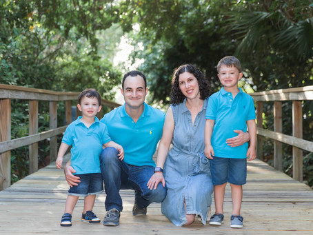 Family Session, South Inlet Park