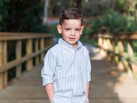 Family Session, Gulfstream Park
