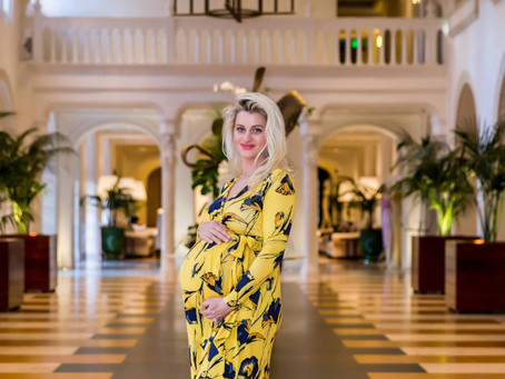 Maternity Session, Boca Raton Resort & Club