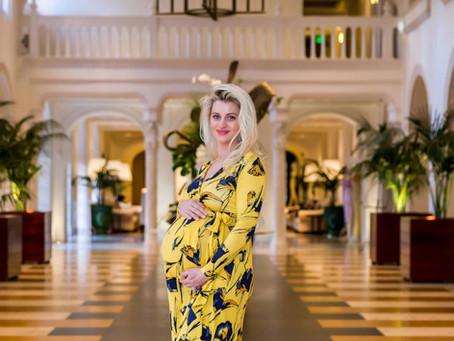 Maternity Session, Boca Raton Resort & Club