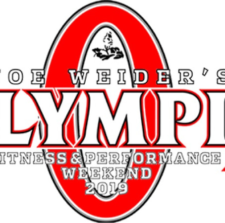 Compete & Win a Free All Expenses Paid Trip to Mr. Olympia 2019!