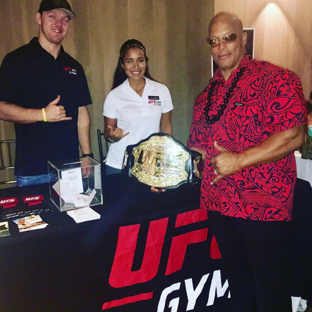 We proudly welcome back Sponsor, UFC Gyms to the November 10th NPC Shawn Ray Hawaiian Classic at the