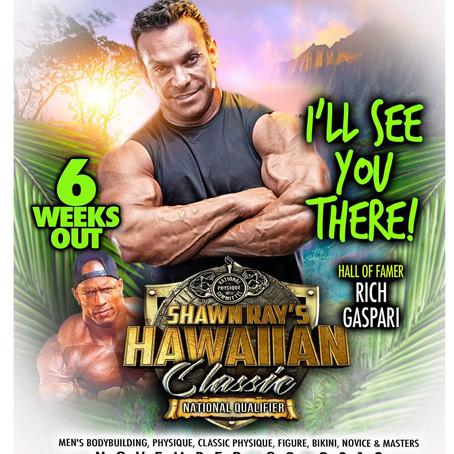 Rich Gaspari Hawaii Appearance!