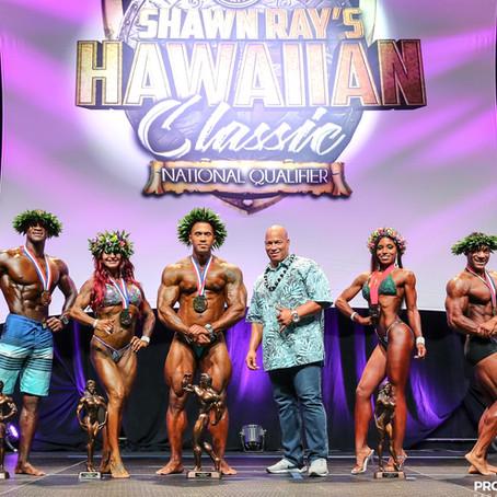 Thank you Hawaii!