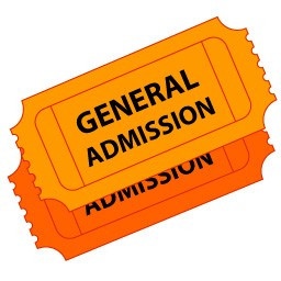 General Admission Tickets On Sale Monday, October 15!