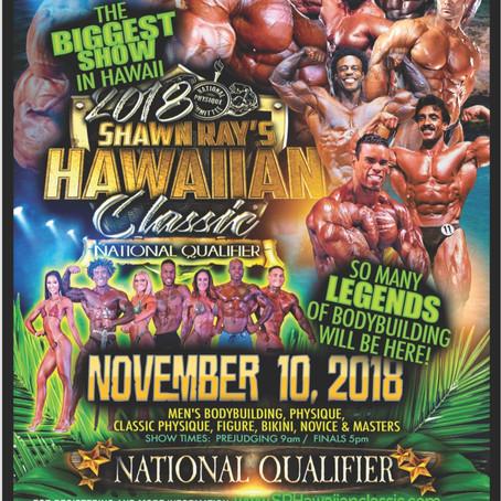 NPCShawn Ray Hawaiian Classic