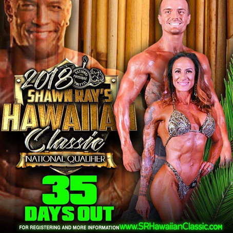 35 Days to Hawaii's Biggest Show of the Year!