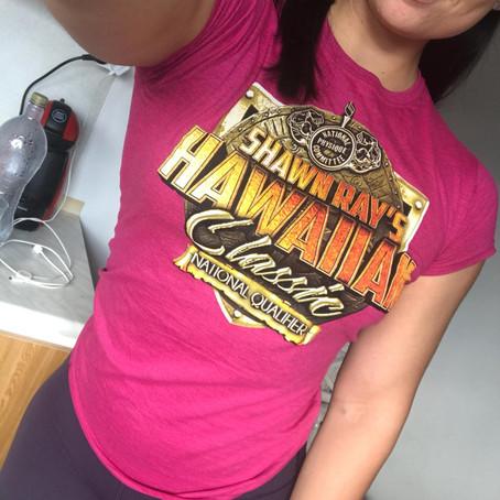 Get your NPC Shawn Ray Hawaiian Classic T-shirt!