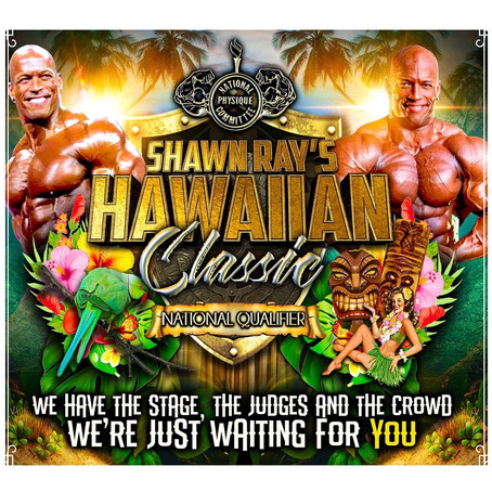 Final Week- November 23rd SRHC in Waikiki! www.SRHawaiianClassic.com