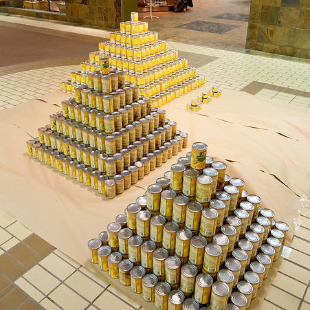 Rim Architects - The Great Food Pyramids