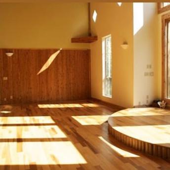 Gray Bear Yoga Room