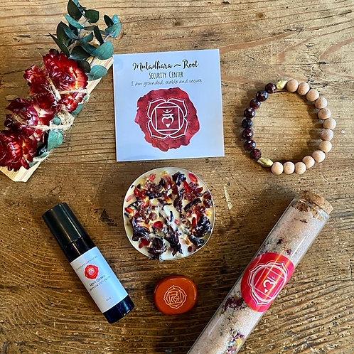 Root Chakra Ritual Box