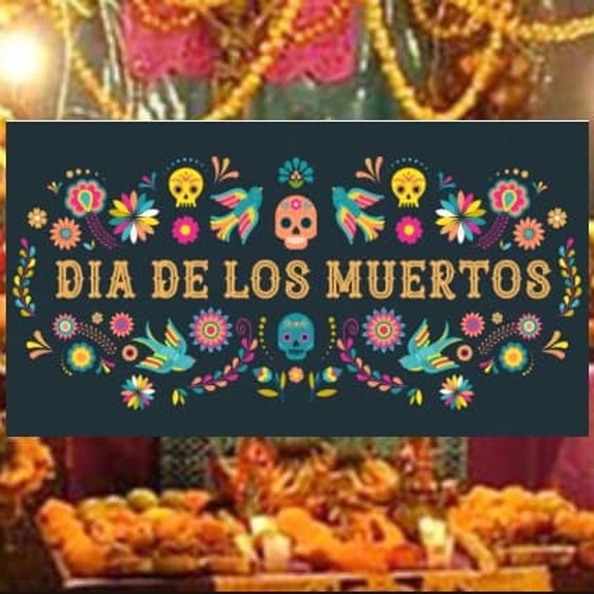 Full Moon Dia De Los Muertos Sacred Ceremony & Celebration